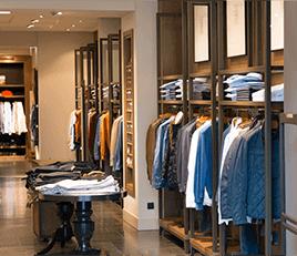 德客服装店管理软件