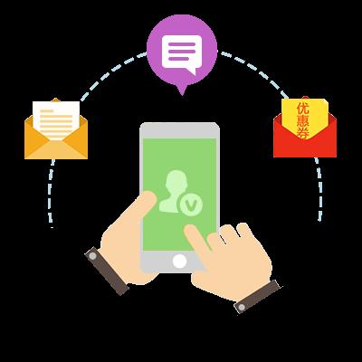 德客美业微信会员营销系统